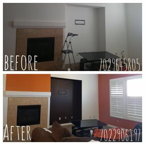 Painting and laminate flooring for Sale in Las Vegas, NV