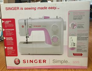 Brand new singer sewing machine for Sale in Falls Church, VA