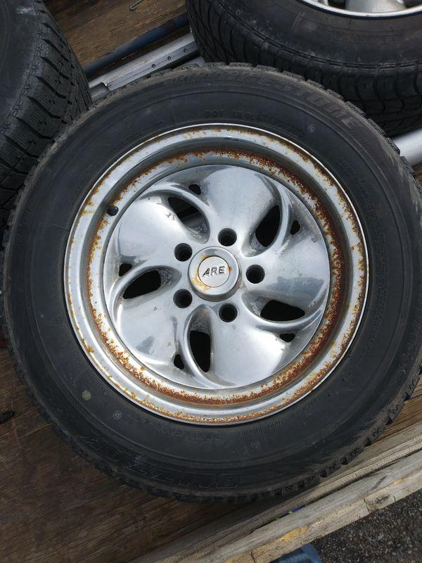 205/70/15 aluminium s-10 wheels and tires (Auto Parts) in ...