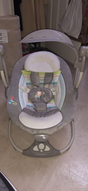 Portable Baby Swing and Breastfeeding Pillow for Sale in Fort Washington, MD