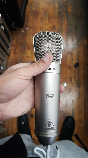 Behringer B-2 Condenser Microphone for Sale in Baltimore, MD