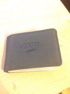 Vans Wallet for Sale in Burke, VA