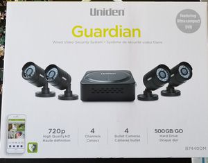 Uniden Guardian security system for Sale in Bremerton, WA