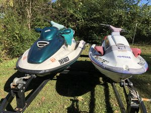 Seadoo and Yamaha jet skis for Sale in Nashville, TN
