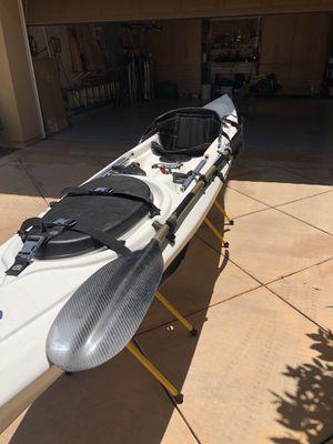 Scupper Pro Ocean Kayak for Sale in Carlsbad, CA - OfferUp