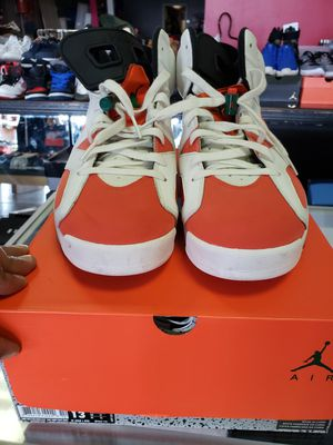 36af164d47f Jordan 6 Gatorade size 13 used for Sale in Columbus