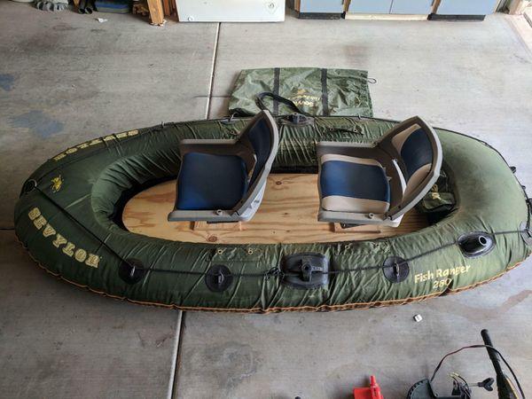Heavy duty fishing raft/boat for Sale in Mesa, AZ - OfferUp