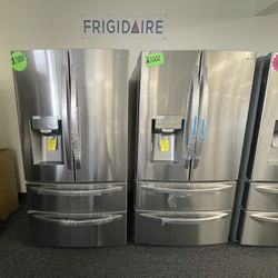 New Lg Four Door Refrigerator  Thumbnail