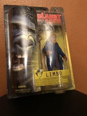 Planet of the apes limbo action figure for Sale in Kissimmee, FL