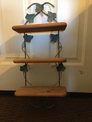 Wooden Shelf for Sale in Bedford, VA