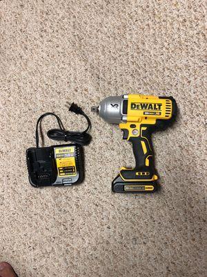 Drill de Walt 1/2 nuevo batería 20V precio fijo gracias for Sale in Washington, DC