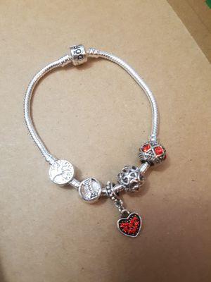 ... discount bracelet with silver charms for sale in bloomingdale il 7df59 82d9a ...