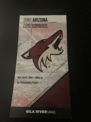 Coyotes vs Flyers BMW LOUNGES for Sale in Phoenix, AZ