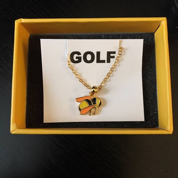 Golf wang 14 k golf necklace for sale in san marcos ca offerup aloadofball Image collections