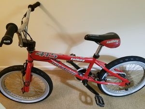 Specialized Fatboy 415 Flatland Freestyle BMX Bike for Sale in Arlington, VA