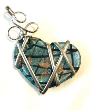 Photo Murano Glass Pendant