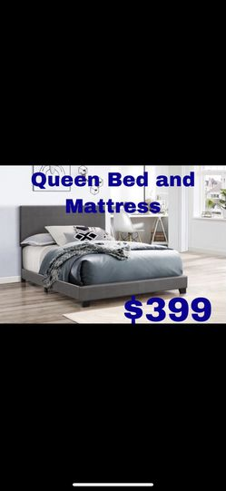 Queen Bed Frame Thumbnail