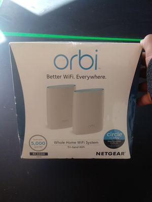 Netgear Orbi AC3000 for Sale in Santa Maria, CA