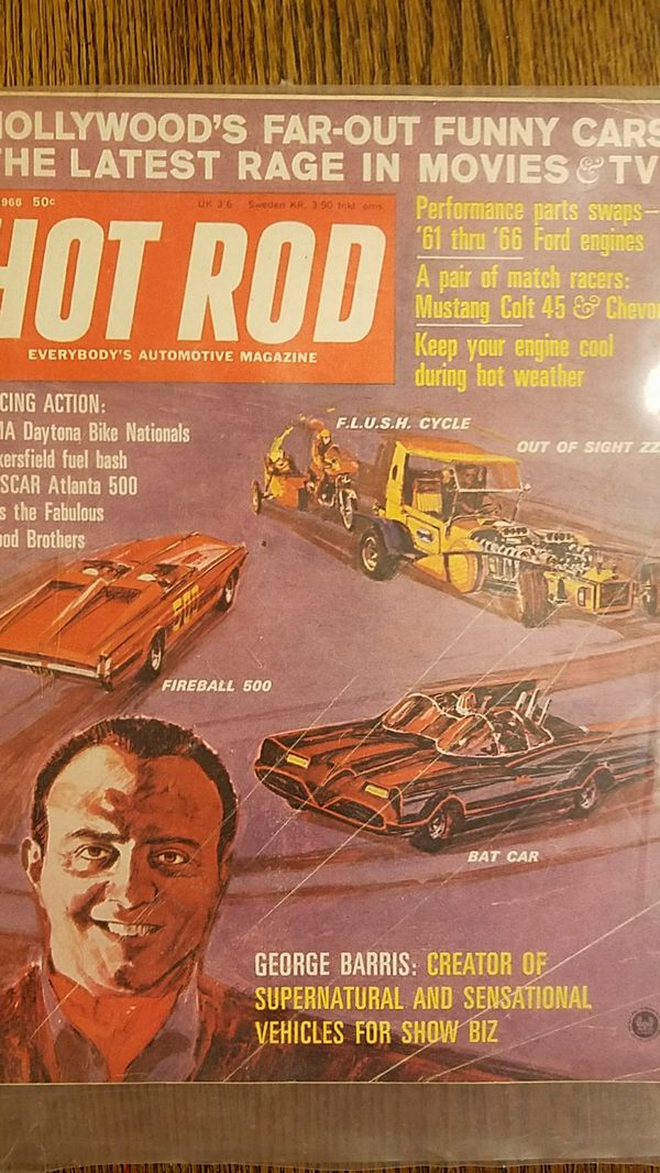 Vintage car magazines (make offer) (Books & Magazines) in Escalon ...
