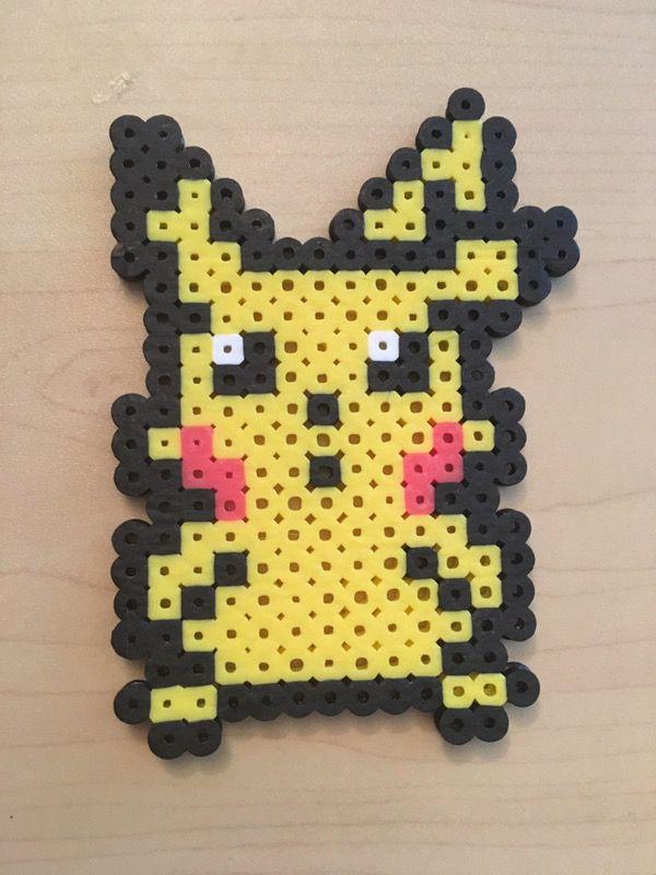 Pokemon pikachu pixel art for Sale in Lacey, WA - OfferUp