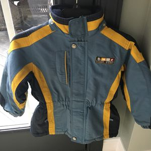 Boys size 5/6 blue coat for Sale in Chantilly, VA