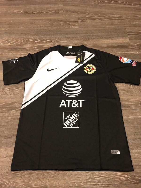 size 40 da4a6 2fa93 2018 America Club America jersey Portero Goalkeeper XL extra large for Sale  in Houston, TX - OfferUp