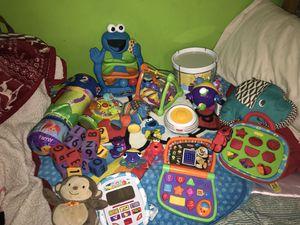 Baby toy LOT bundle for Sale in Virginia Beach, VA