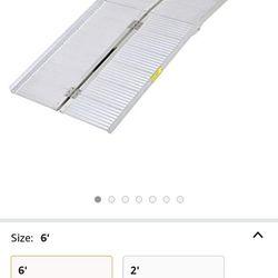 Haul Master Convertible Aluminum Loading Ramp Thumbnail