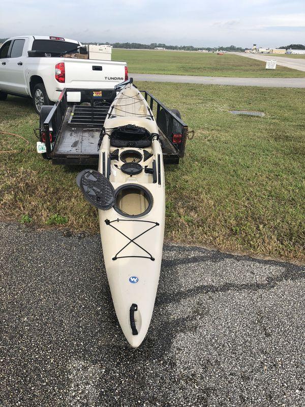 Tarpon 160 kayak for Sale in Port Orange, FL - OfferUp