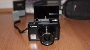 Canon G7x with extras for Sale in UPR MARLBORO, MD