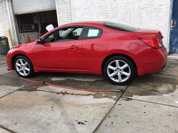 2008 Nissan Altima Coupe 25s 120xxx Miles Ready For Sale In