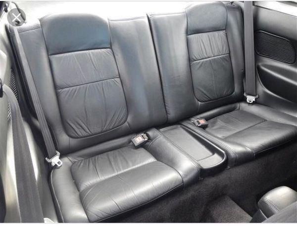 99 Integra Gsr Rear Leather Seats