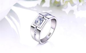 Brand new solid silver wedding rings engagement ring size 10 and 11 for Sale in Richmond, VA