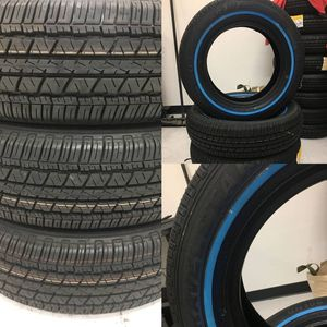 David's Tire Shop brand new tires up to 28s install and
