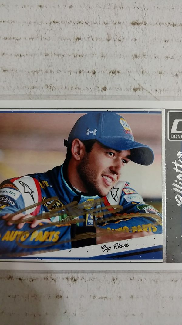 972621848e6 Chase Elliott Autograph card for Sale in Jacksonville