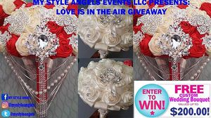 FREE $200 WEDDING BOUQUET GIVEAWAY for Sale in Columbus, OH
