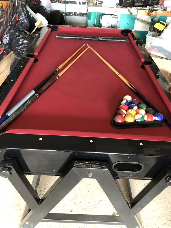 Pool Table For Sale In Greeley CO OfferUp - Where can i sell my pool table
