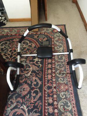 Abdominal Exercise Equipment . Abdominal cruncher for Sale in Vienna, VA
