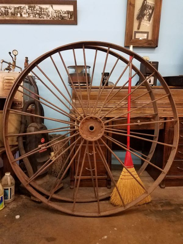 metal wagon wheels for sale