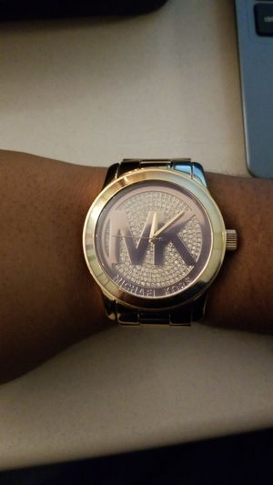 Michael kors watch rose gold for Sale in Washington, DC