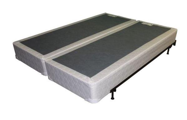 Tempurpedic Split Foundation Box Spring Advanced Performance Platform Foundation For Sale In