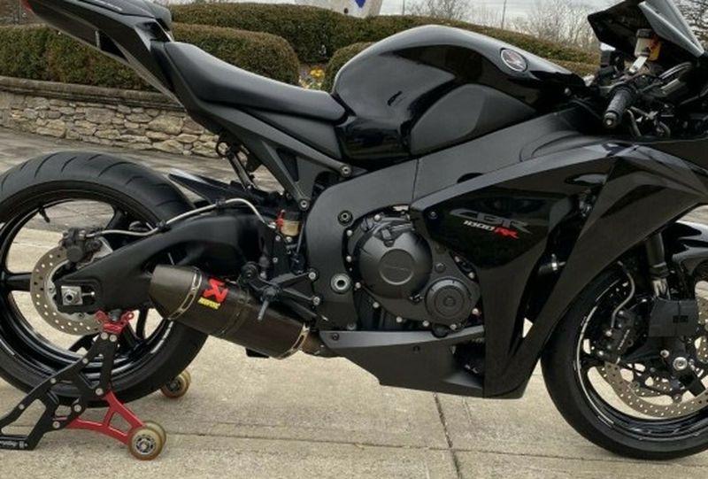 Photo Rare 2008 Honda CBR