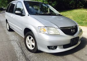 Only $1400 ! Mechanic SPECIAL! 2002 Mazda MPV- Van runs for Sale in Hyattsville, MD