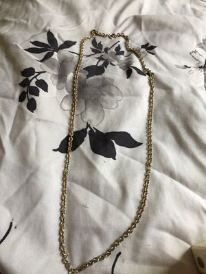 Chain necklace for Sale in Washington, DC