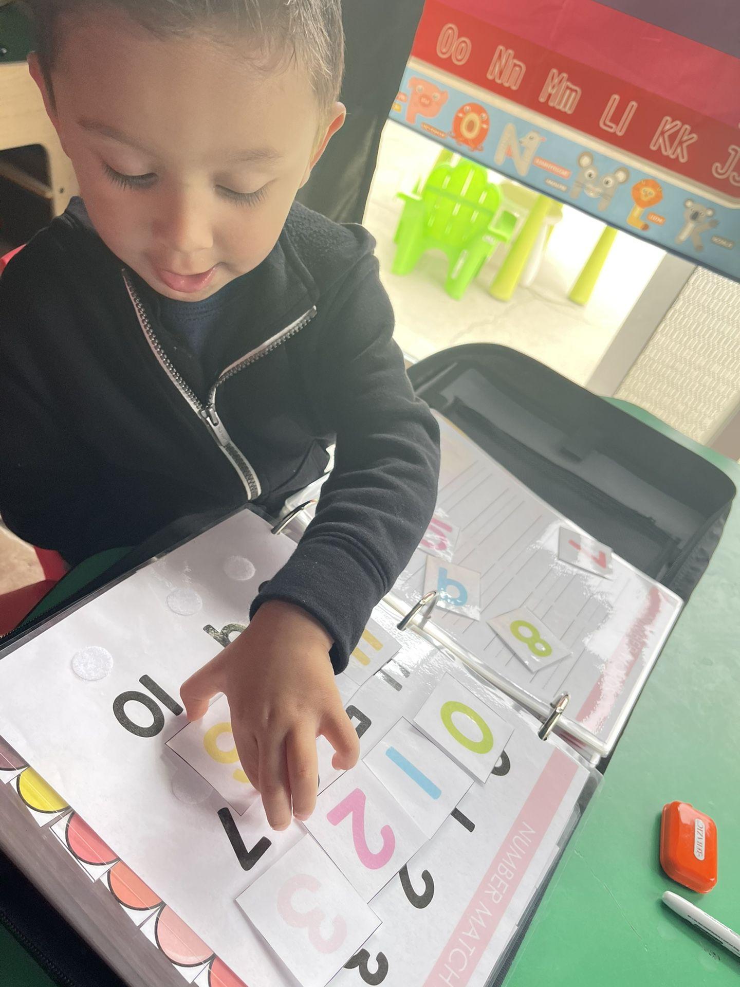 Available Preschool Spots
