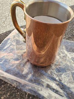 Copper mug Thumbnail