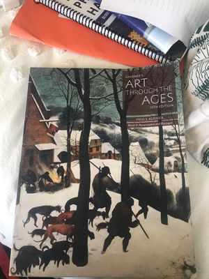 Gardner's Art through the Ages 15th edition by Fred S Kleiner for Sale in La Verne, CA