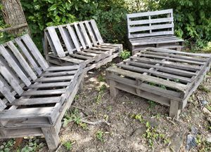 New And Used Outdoor Furniture For