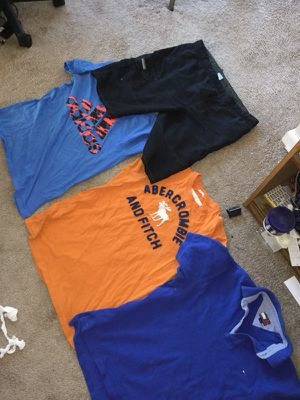 3 T-Shirts size medium And Shorts Size Medium Need Gone Asap for Sale in Washington, DC