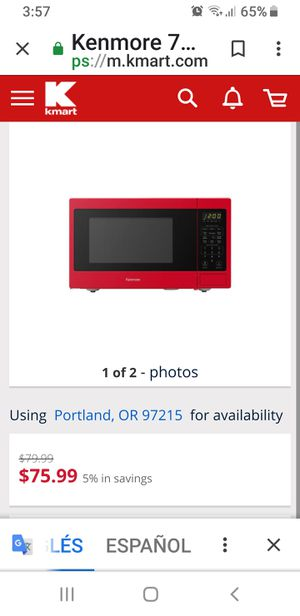 New and Used Microwaves for Sale in Everett, WA - OfferUp